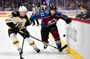 Bruins Blow a 3-1 Lead Against Avalanche