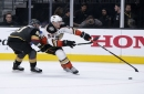 Ducks lose Cam Fowler to surgery and then the game to the Golden Knights