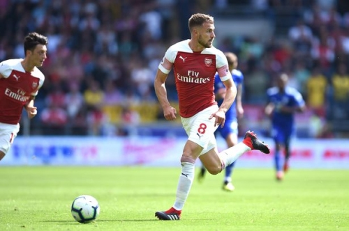 Bayern Munich winning the race to sign Aaron Ramsey from Arsenal — reports
