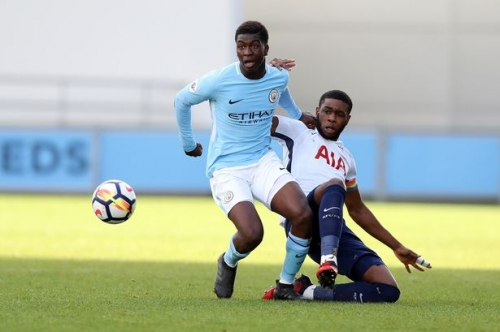 Man City prospect Taylor Richards benefiting from new approach after injury - and help from Paul Pogba