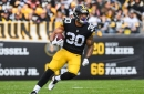 Steelers Injury Report: James Conner a full participant in practice on Wednesday