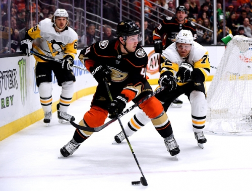 Anaheim Ducks Cam Fowler Out Indefinitely With Facial Fractures