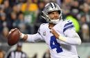 Dak Prescott and the Cowboys pass-catchers are already benefitting from having Amari Cooper around