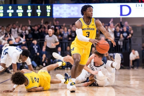 11/14 Big Ten Recap: Michigan Wrecks Villanova; Big Ten Dominates Big East