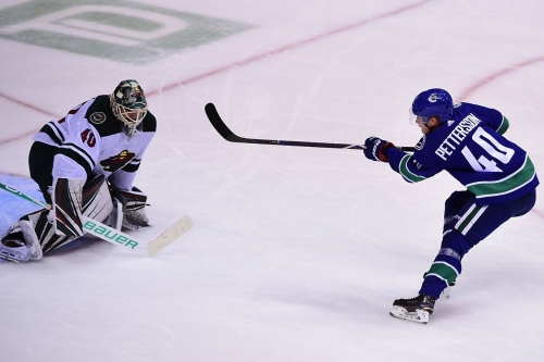 The Wild hope to get back on track tonight against the surprising Canucks