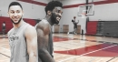 Sixers' Joel Embiid, Ben Simmons like how Jimmy Butler pushes teammates
