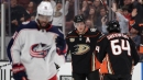 Ducks' Cam Fowler out indefinitely after being struck in face with puck