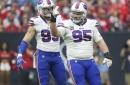 Kyle Williams selected as Buffalo Bills' finalist for Art Rooney Sportsmanship award
