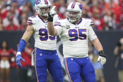 Kyle Williams selected as Buffalo Bills' finalist for Art Rooney Sportsmanship award