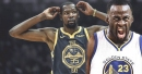 Report: Warriors' Draymond Green was 'perturbed' by Kevin Durant clapping for ball on final play of regulation