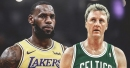 LeBron James edges Larry Bird for most 40-10-5 games since NBA-ABA merger