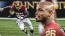 Redskins RB Adrian Peterson starting to feel 'all the way healthy'