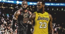 Lakers' LeBron James posting highest scoring average since 2009-10 despite playing fewest minutes of 15-year career