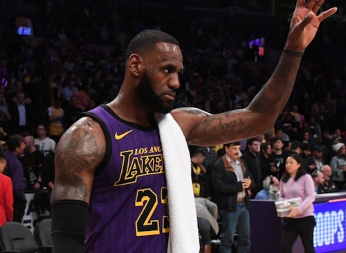 Lakers News: LeBron James Humbled To Pass Wilt Chamberlain, 'One Of The Most Dominant Forces,' For 5th On NBA All-Time Scoring List
