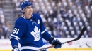 John Tavares, Sharks face off with no regrets over how free agency unfolded