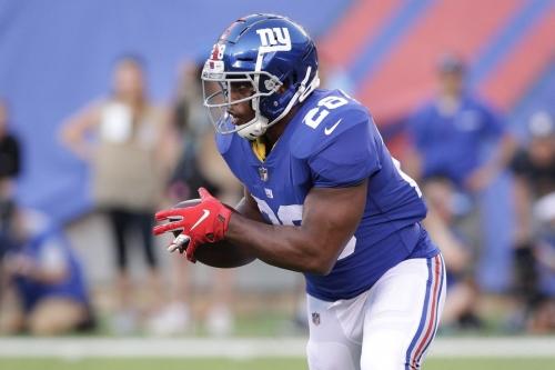 NY Giants designate Jonathan Stewart to return from injured reserve