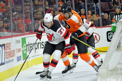 Game Preview: New Jersey Devils at the Philadelphia Flyers