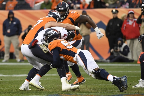 Broncos podcast: Defensive story lines, MVP and more Denver analysis through the bye week