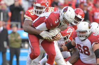 Chiefs' ability to pressure QB has enabled defense to make game-changing plays
