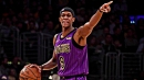Report: Lakers' Rajon Rondo will miss 3-5 weeks after hand surgery