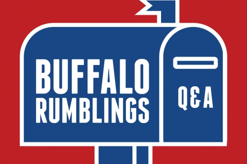 Introducing Buffalo Rumblings Q&A, the latest podcast on our network for Buffalo Bills fans