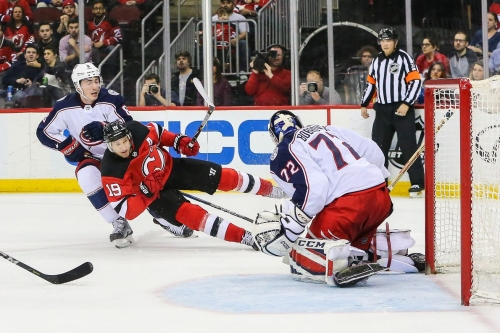 Behind Enemy Lines: Previewing the Blue Jackets and Devils