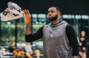 Lakers Hold LeBron James Out Of Practice Ahead Of 3-Game Road Trip