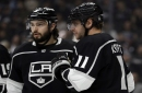Drew Doughty says sorry state of Kings is 'embarrassing'