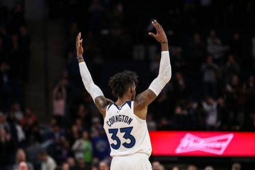 Odds and Ends from Last Night's Wolves Win Over Pelicans