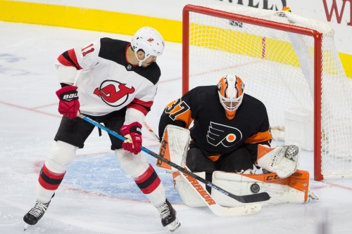 Gamethread #17: New Jersey Devils at Philadelphia Flyers