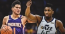Suns' Devin Booker, Jazz's Donovan Mitchell say you can't talk basketball with everybody