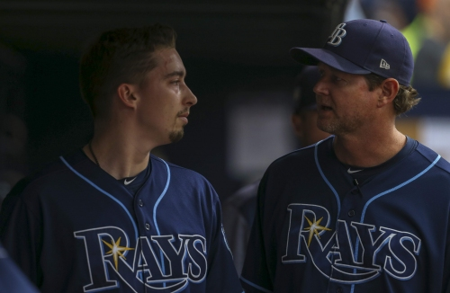 Rays Cy Young winner Blake Snell shares a secret to his success