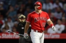 Angels' Mike Trout finishes 2nd in AL MVP race again