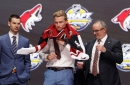 Jakob Chychrun becomes latest player to sign onto Arizona Coyotes' long-term vision