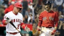 Why I voted Angels' Mike Trout second to Mookie Betts for AL MVP