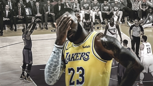 Redditor finds what's wrong with Lakers' LeBron James' FT shooting