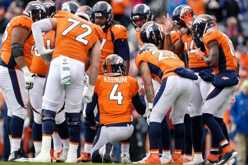 What stat is most important to the Broncos winning against the Chargers?