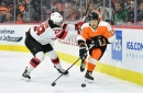 Flyers shutout by New Jersey for second straight loss