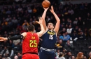 Hawks obliterated in 138-93 loss to Nuggets