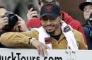 Boston Red Sox' Mookie Betts caps off year to remember with first MVP award