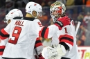Kinkaid Reigned in Gutsy New Jersey Devils Shutout Win Over Philadelphia Flyers