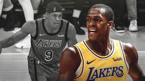 Lakers' Rajon Rondo set to miss 4-5 weeks after successful surgery