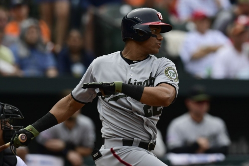 Nationals' best decision of 2018? Calling Juan Soto up in May...