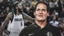 Mavs owner Mark Cuban reacts to report calling DeAndre Jordan selfish