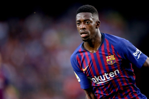 Barcelona chief bursts Liverpool and Arsenal's hopes of signing Ousmane Dembele