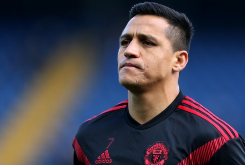Alexis Sanchez 'furious' after Manchester City defeat and slammed his Manchester United teammates in dressing room