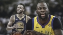 Warriors' Draymond Green says Stephen Curry was the butt of jokes on the bench despite losing big