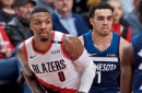 Blazers at Timberwolves Preview