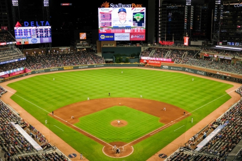 Braves News: SunTrust Park a candidate for 2021 All-Star Game