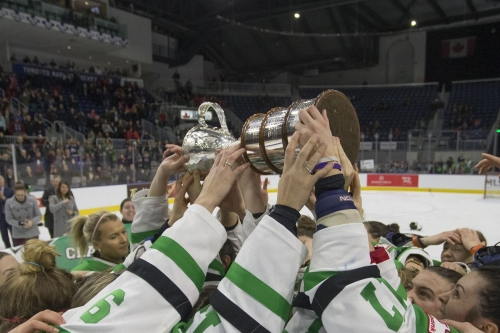 CWHL All-Star Game and Clarkson Cup Final returning to Toronto